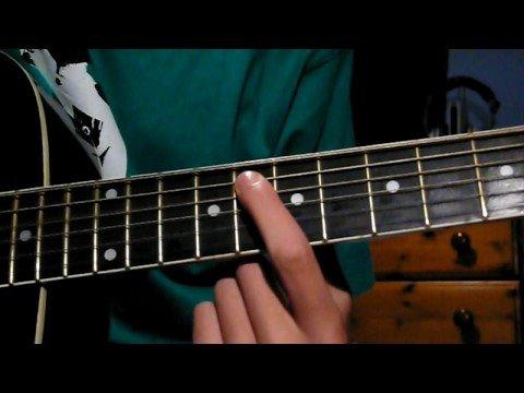 Flobots-Handlebars -Guitar Tutorial-