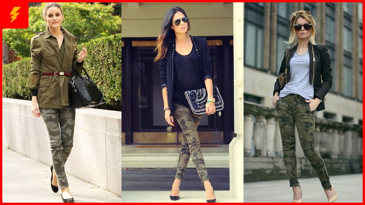 How to Wear Military Outfits for Brave and Sensual Women
