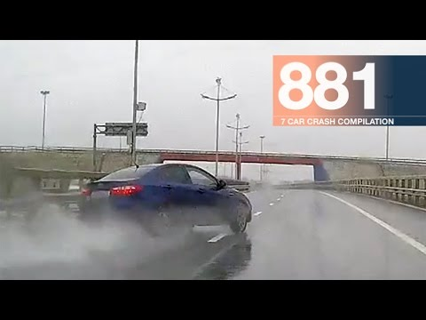Car Crash Compilation 881 - March 2017