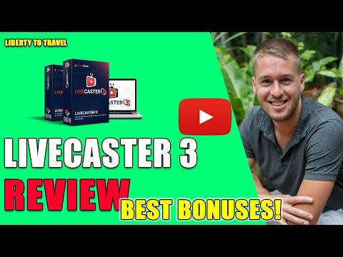 LiveCaster 3 Review - http://bit.ly/2Zl4xEJ