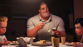 Animator Misses The Birth Of His Child So Mr. Incredible Could Have Consistently Sized Penis Bulge