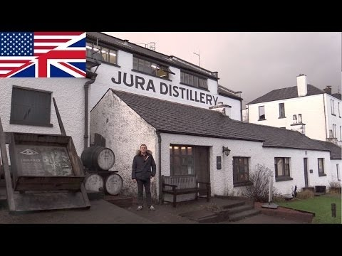 Whisky Tour: Jura Distillery