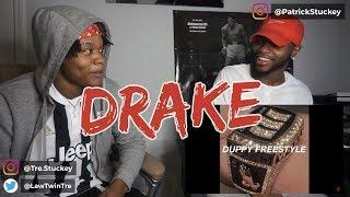 """Drake """"Duppy Freestyle"""" - Reaction (Waiting on Pusha T Response)"""