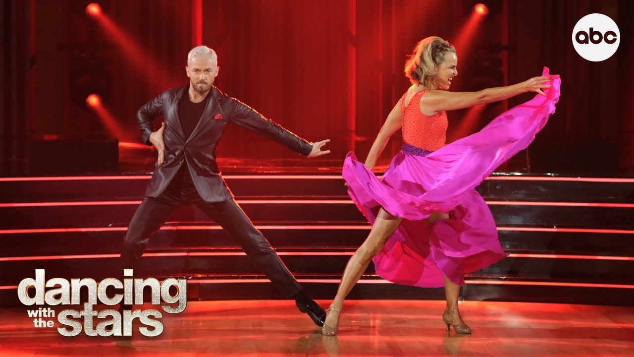 Download Melora Hardin's Tango – Dancing with the Stars