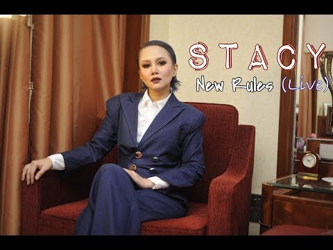 Vlog Stacy Anam - New Rules LIVE