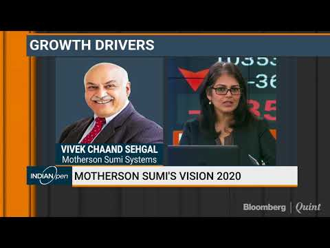 Motherson Sumi: Electric Vehicle Business Isn't A Disruption thumbnail