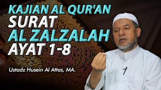 Qs 998 Surah 99 Ayat 8 Qs Al Zalzalah Tafsir Alquran