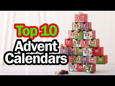 Advent Calendars 2019 [Top 10 Best]