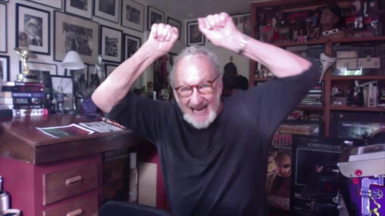 Was Robert Englund Oin Ahs Halloween 2020 FREDDY KRUEGER (ROBERT ENGLUND) Interview 2020   YouTube