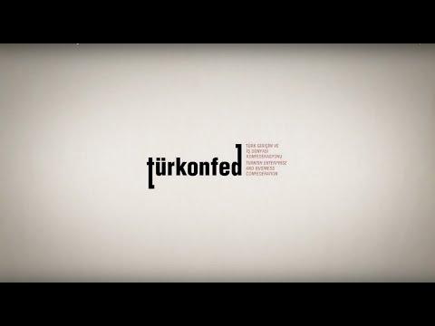 TURKONFED 5K Vizyon Filmi - 2019