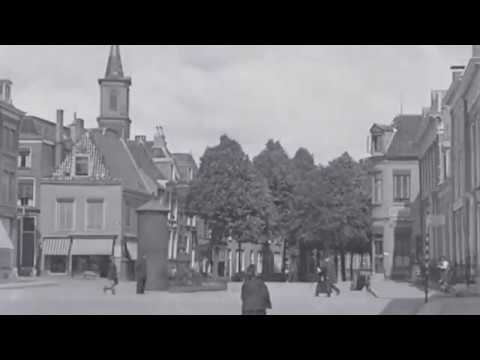 The City Of Leeuwarden, Netherlands In 1921 - Rusty's Time Machine: Episode 59