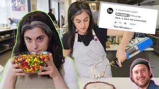 SHE'S BACK! But Where In The World Was Claire Saffitz?!