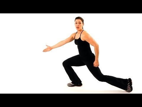 How to Do a Walking Lunge | Boot Camp Workout