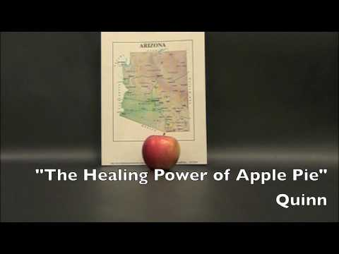The Healing Power of Apple Pie