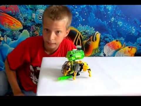 Обзор набора LEGO 44029 Королева Монстров против Фурно, Эво и Стормер +мультфильм