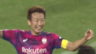 2017年7月8日(土)に行われた明治安田生命J1リーグ 第18節 神戸vs仙...