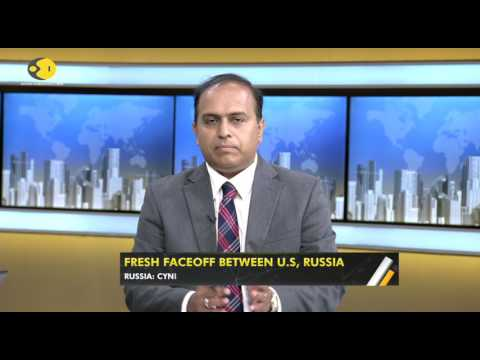 Russia locks heads with US over Syria (WION Gravitas)