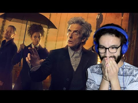 Doctor Who 10x12 - The Doctor Falls reaction | Xisco Lozano