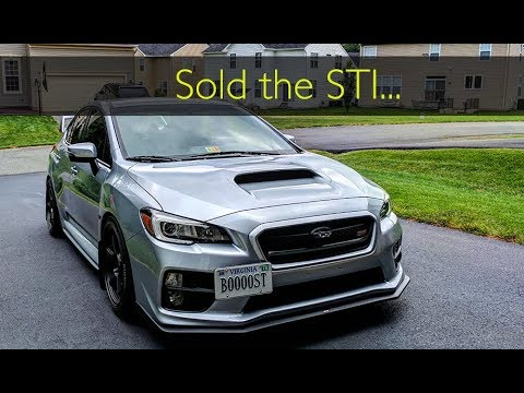 I sold my WRX STI…. Here's Why.