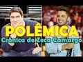 Zeca Camargo fala mal de Cristiano Araujo - Falta com respeito aos familiares e fãs