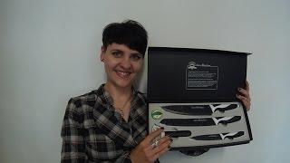 Обзор керамических ножей Harry Blackstone. Производство Австрия.