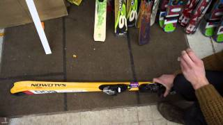видео Горные лыжи БУ. Сноуборды. Купить, продать, обменять.
