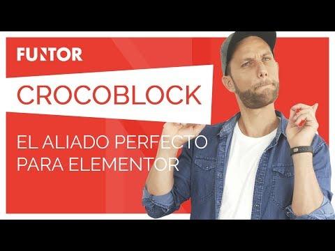 CrocoBlock Review | El Complemento Ideal para Elementor