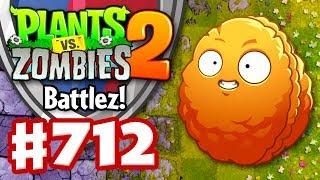 Battlez! Explode-O-Nut! - Plants vs. Zombies 2 - Gameplay Walkthrough Part 712