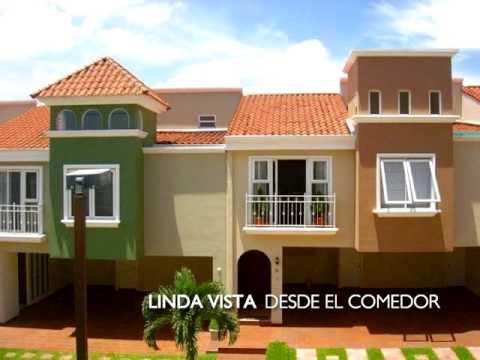 CASA BONITA en Complejo eleganteColonia San Benito  YouTube