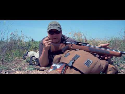 видео: cz ranger и патроны federal