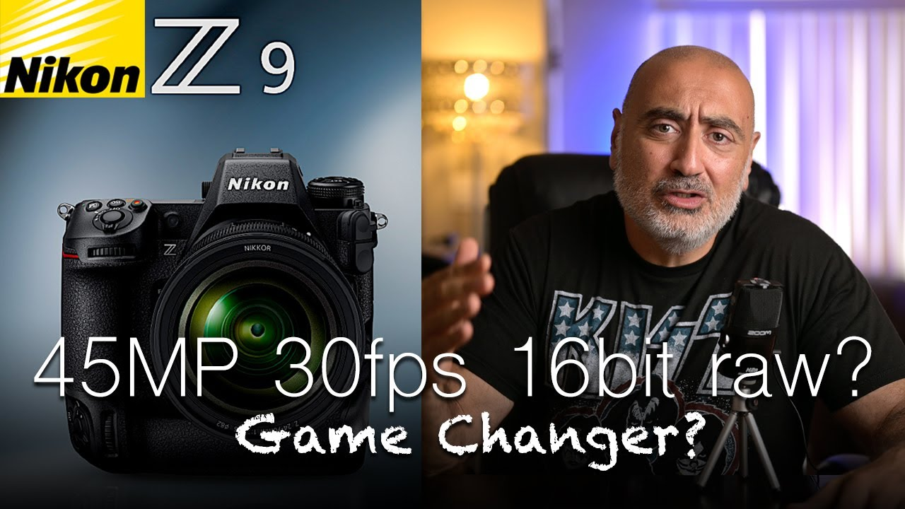 Download Is the Nikon Z9 the ultimate game changer camera? Rumored Specs & my thoughts on the flagship Z9