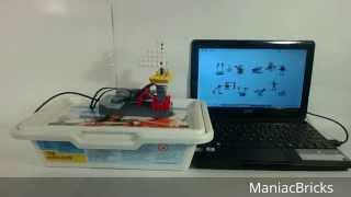 LEGO Set Reviews: 9580 We-Do Robotics Kit from LEGO Education!