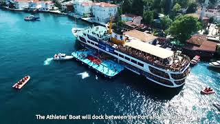 2018 Samsung Boğaziçi Kıtalararası Yüzme Yarışı Tanıtım Filmi
