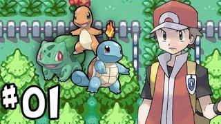 Pokémon LeafGreen - Part 1 - Tommy Oak?