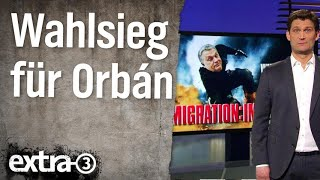 Wahlsieg für Viktor Orbán