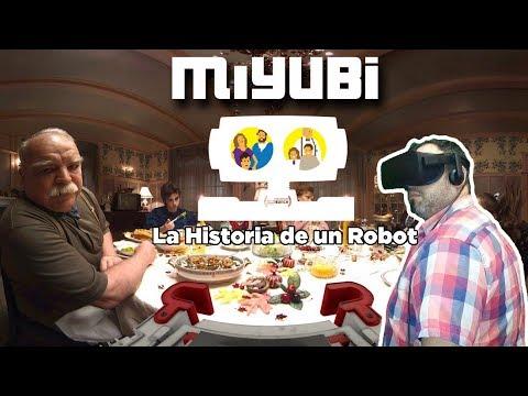 MIYUBI VR - La historia de un Robot