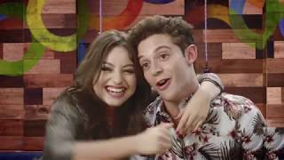 Super Roller Challenge: Karol vs. Ruggero | Soy Luna | Disney Channel BE