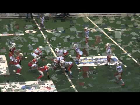 2013 West Georgia Patriots vs River City Falcons (7&8) Game 3 - YIFL CHAMPIONSHIP
