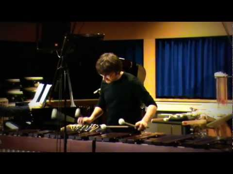 Keiko Abe, Prism Rhapsody - with piano and percussion ensemble - Konstantinos Argyropoulos