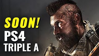 20 Most Anticipated Triple A PS4 Games of 2018 - 2019