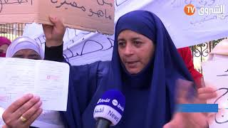 سكان حي الحفرة بالحراش في العاصمة يطالبون بإعادة إسكانهم