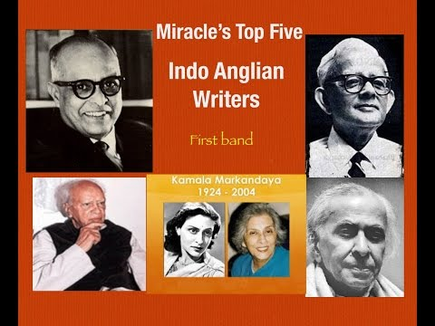 Miracle's Top Five : Indo Anglian Writers [First Band]