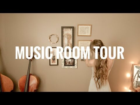 Music Room Tour + BenQ treVolo 2 Review
