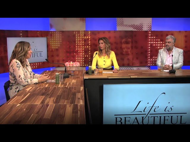 Life is Beautiful afl. 13 - 2021 - Kijkersvraag van Miranda voor @ConchitavRooij #LifeIsBeautiful