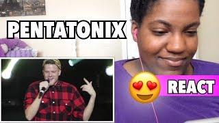 Pentatonix - Natural Disaster REACTION!!!!