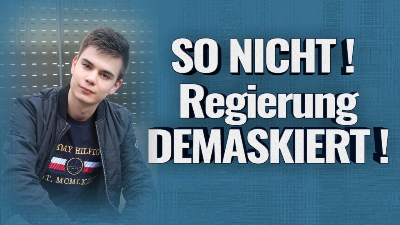 Neverforgetniki - SO NICHT! Regierung DEMASKIERT!
