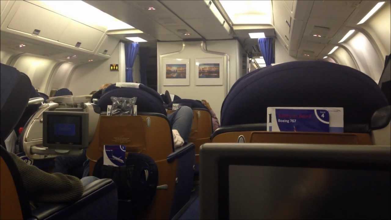 British Airways 767 336er Club World Report Youtube