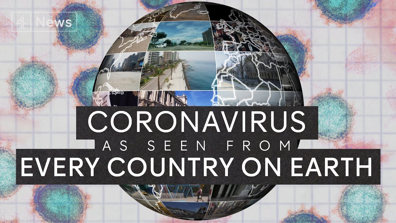 What coronavirus looks like in EVERY country on earth - From Afghanistan to Zimbabwe