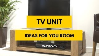 45+ Best TV Unit Design Ideas Inspiration for You Room