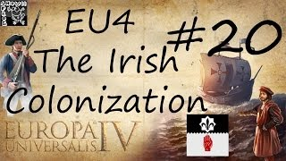 EU4 (v1.3) - Tyrone / Ireland ep20: Mali is going down